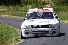 Rallye de l'Esclape 2009
