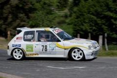 Rallye de l'Esclape 2010