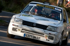 Rallye de Sarrians 2008