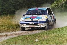 Rallye des Alpes Vaudoise 2001