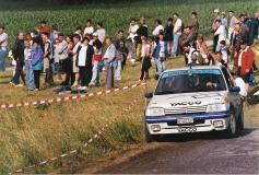 Rallye des Alpes Vaudoise 1999