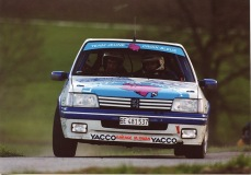 Rallye Critérium Jurassien 2000