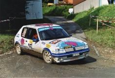 Rallye Ronde d'Ajoie 2001